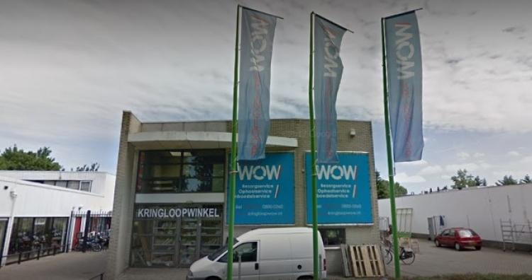 kringloopwinkel in molenbuurt op last van burgemeester gesloten